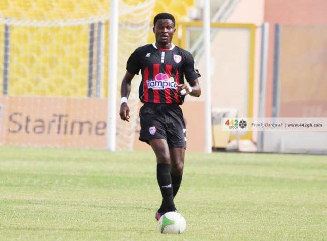 Hearts of Oak and Asante Kotoko eager to sign me - Inter Allies defender Agyemang Badu