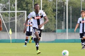Ghanaian defender Ahmed Ankrah among Parma players cleared to resume training