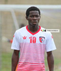 Wolfsberger AC complete signing of WAFA midfielder Augustine Boakye