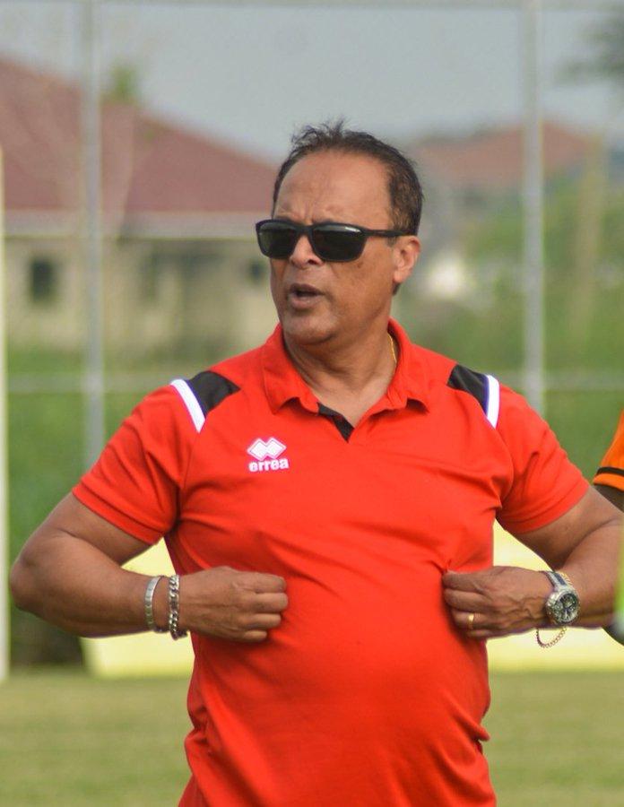 Nana Yaw Amponsah tight-lipped on Mariano Barreto's future as Kotoko coach
