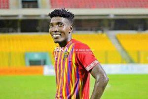 Egyptian side Eastern Company sign ex-Hearts of Oak midfielder Benjamin Afutu