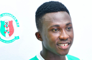 Highly-rated Anthony Quainoo adjudged MVP in Hasaacas' win over Unistar Academy
