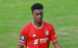 Ghanaian youngster Christopher Scott resumes training at Bayern Munich after injury recovery