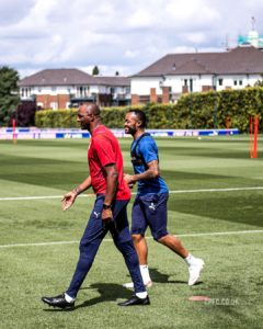 FEATURE: Does Patrick Vieira's managerial past augur well for Zaha, Eze & Ayew?