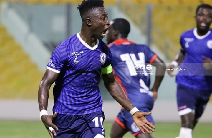 Medeama SC rival Dreams FC in pursuit of Berekum Chelsea talisman Stephen Amankona