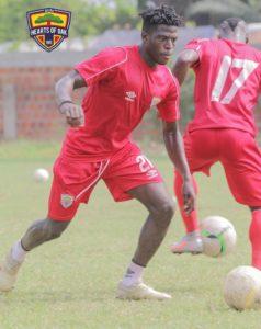 Hearts of Oak begin preparations for Medeama SC tie in MTN FA Cup semis