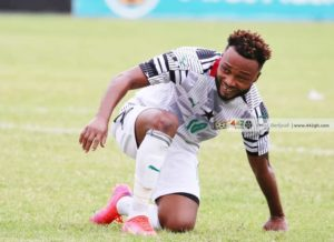 I almost lost interest to play for Black Stars - Gladson Awako