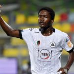 Emmanuel Gyasi not expected to leave Spezia- agent