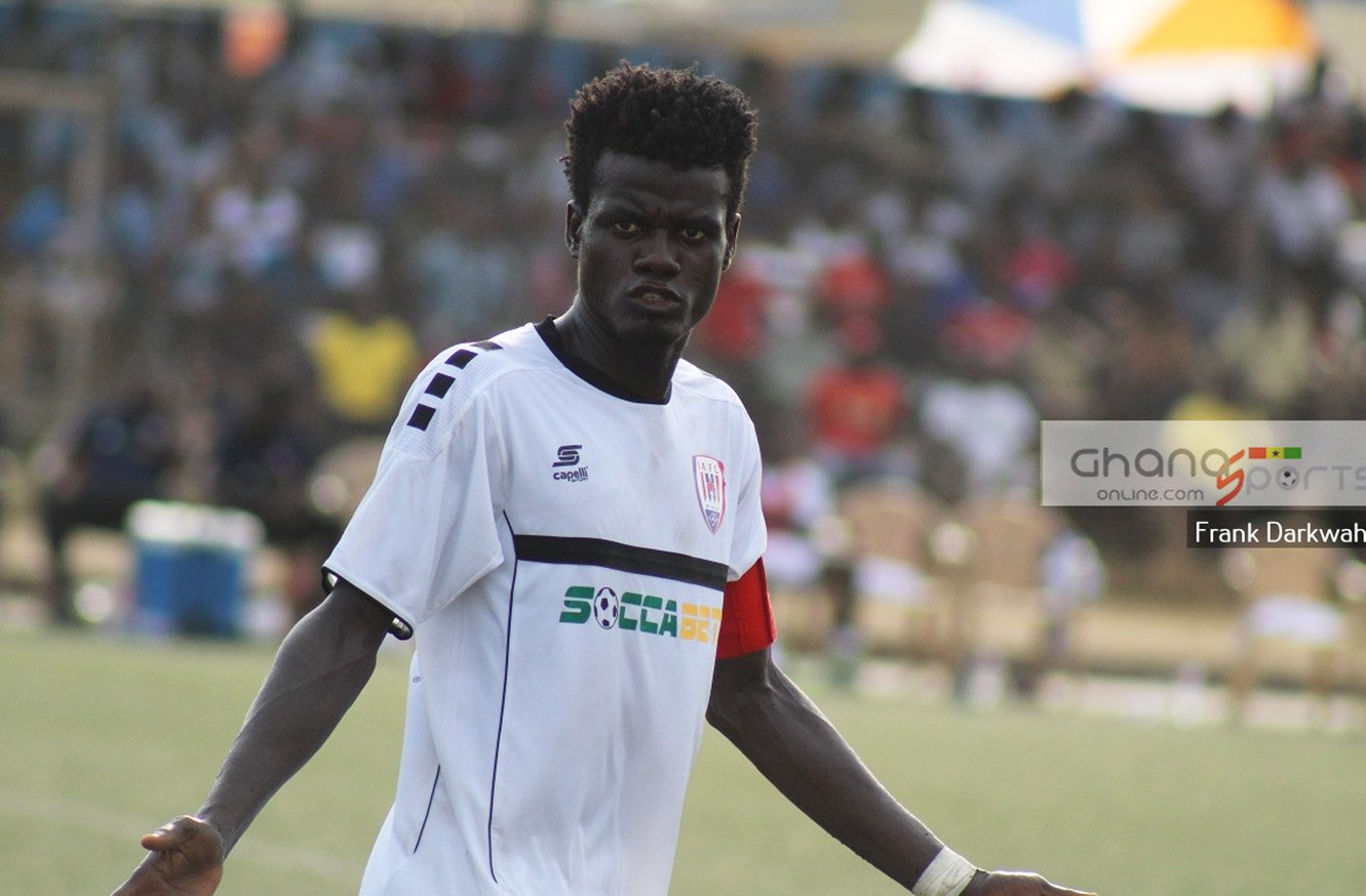 Betting scandal: Inter Allies duo Hashmin Musah, Danso Wiredu invited to face GFA investigation team Friday