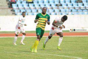 Ebusua Dwarfs captain Korsah promises to help Ebusua Dwarfs escape relegation