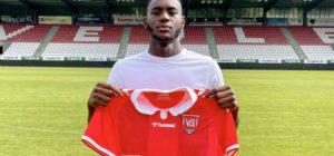 Ghana's Jerome Opoku joins Danish club Vejle BK