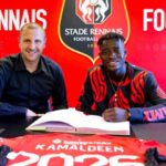 Ajax director Marc Overmars disappointed in losing out on Kamaldeen Sulemana