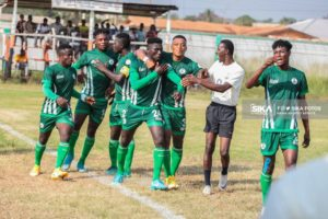 20/21 Ghana Premier League matchday 33: King Faisal beat Ebusua Dwarfs to boost hopes of escaping relegation