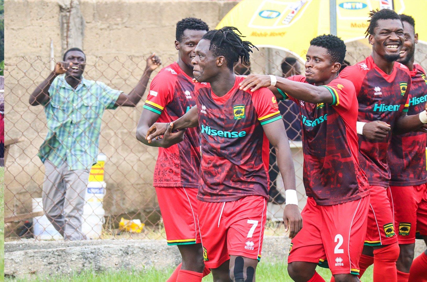 2021 Ghana Premier: Asante Kotoko v Elmina Sharks matchday 34 report