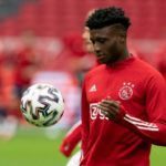 Ghanaian star Mohammed Kudus trains separately from Ajax group due to injury