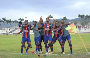 20/21 Ghana Premier League matchday 34: Legon Cities fight to defeat Eleven Wonders to escape relegation