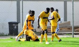 20/21 Ghana Premier League matchday 34: Medeama beat Berekum Chelsea 1-0 to end season on a high