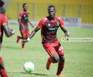 Guinean striker Naby Keita leaves Asante Kotoko