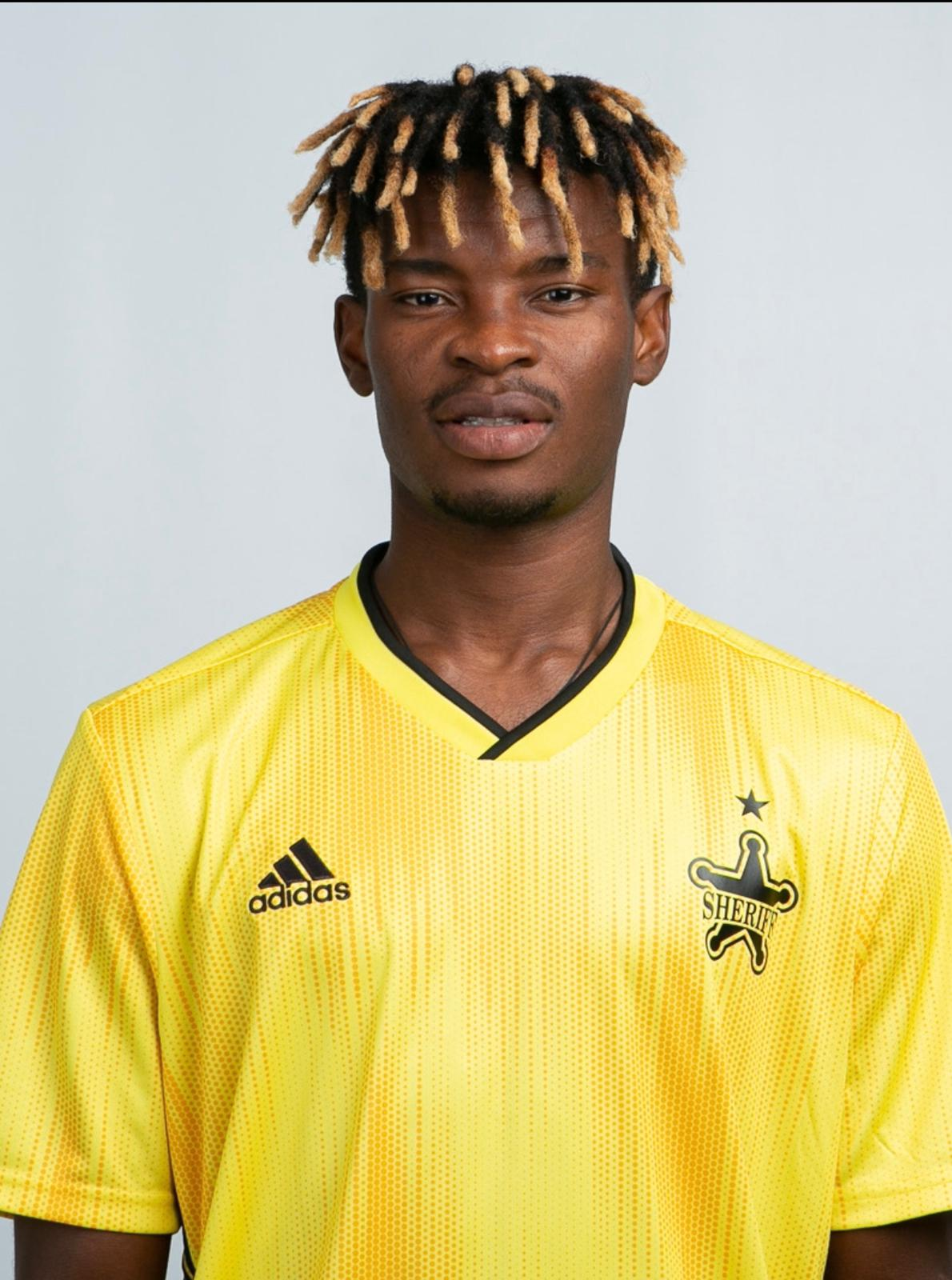 Ghanaian youngster Edmund Addo debuts for Sheriff Tiraspol in UCL qualification victory over Alashkert