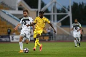 Ghanaian youngster Edmund Addo helps Sheriff Tiraspol to qualify to next round of UCL