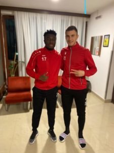 Red Star Belgrade extend loan deal of Ghana's Ibrahim Mustapha at Radnicki Sremska Mitrovica