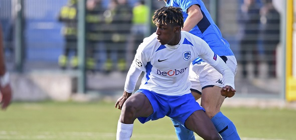 Italian outfit AC Milan eye move for Belgian-Ghanaian midfielder Pierre Dwomoh