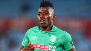 Ghanaian midfielder Samuel Darpoh part ways with South Africa side AmaZulu FC