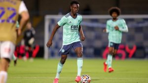 VIDEO: Kamal Sowah determined to impress at Leicester City this season