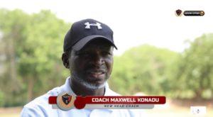 Veteran Bashir Hayford accuses Maxwell Konadu of dumping him at Legon Cities