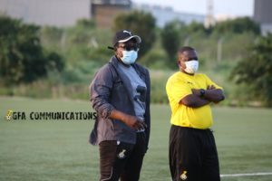 Black Queens are on course for 2022 AWCON qualifiers- Mercy Tagoe