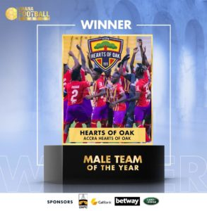 2021 Ghana Football Awards recap: Check out list of all winners on the glamourous night