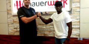 Ghanaian left-back Benjamin Essel joins FC Mauerwerk on two-year deal