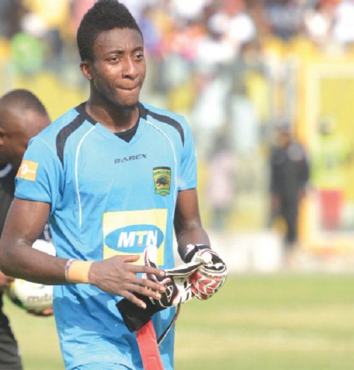 Medeama SC consider move for Asante Kotoko goalkeeper Felix Annan