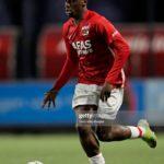 Netherlands born forward Ernest Poku set to debut for AZ Alkmaar
