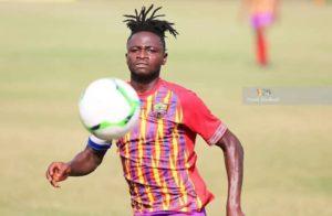 Fatawu Mohammed leads Hearts of Oak to 21st league title