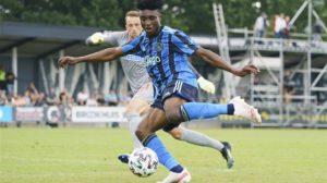 VIDEO: Ghana star Mohammed Kudus scores for Ajax in fine style