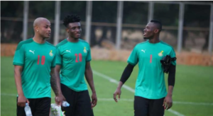 Black Stars newbies eager and motivated for success - Andre Ayew
