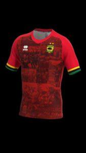 Asante Kotoko set to unveil 2021-22 home kit today