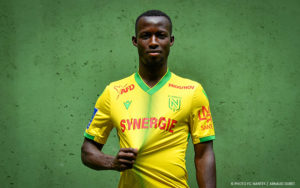 Ligue 1 side Nantes complete signing of Ghanaian winger Osman Bukari on loan