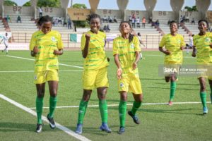 Hasaacas Ladies book slot to maiden CAF Women's CL with victory over USFA