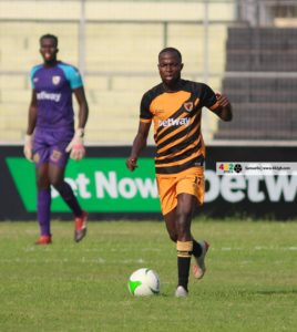 Appiah MacCarthy's absence due to injury affected us - Frank Akoto