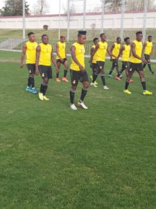 43 Black Stars 'B' players invited for camping on Wednesday