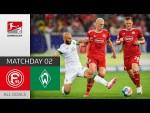 Crazy last minutes in Düsseldorf   F95 - Bremen 2-3   All Goals   Matchday 2 – Bundesliga 2 - 21/22