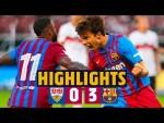 HIGHLIGHTS   VFB Stuttgart 0-3 Barça (MEMPHIS, YUSUF DEMIR & RIQUI PUIG SCORE)