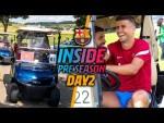 PLAYERS DRIVE THEMSELVES TO TRAINING SESSION! | INSIDE PRE-SEASON 2021 (Day 2)