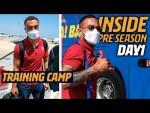 🇩🇪 TRAINING CAMP... HERE WE ARE!! | INSIDE PRE-SEASON 2021