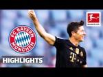 FC Bayern München's 2020/21 Season Highlights – Crazy Records & Emotional Farewells