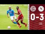 FCB loses in the test match vs Neapel | Highlights FC Bayern vs. SSC Neapel 0-3
