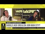 """""""GIVE THEM THE TITLE NOW!"""" Perry Groves fears for Premier League if City sign Grealish & Harry Kane!"""