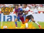 BRILLIANT 16-YO GAVI VS STUTTGART (Stuttgart 0-3 Barça)